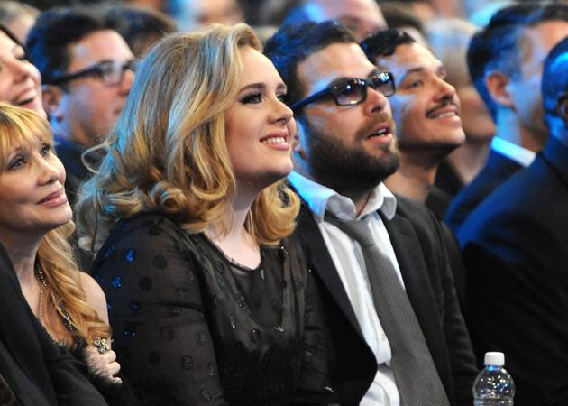 Adele-Simon-Konecki-Grammys