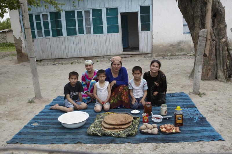 food-tajikistan