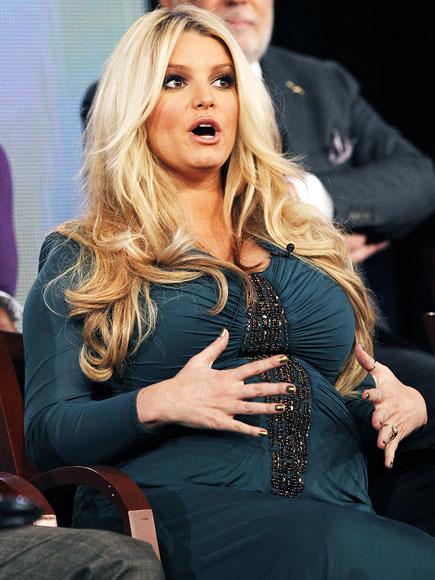 Jessica Simpson Fat 2013