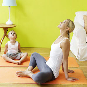 7 Yoga Poses To Do With Your Toddler 4