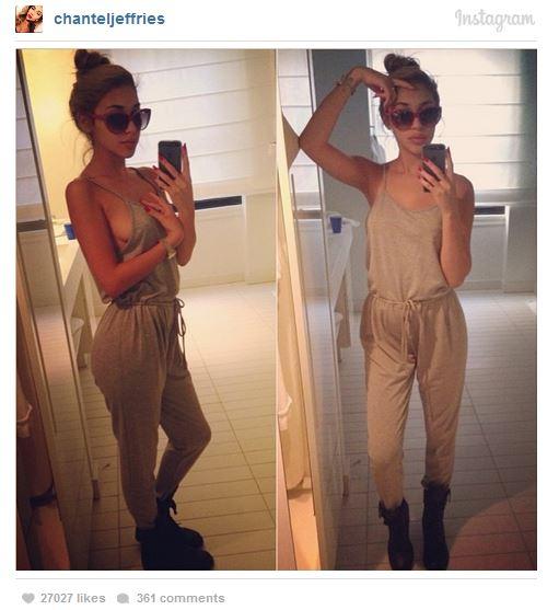 instagram model 500
