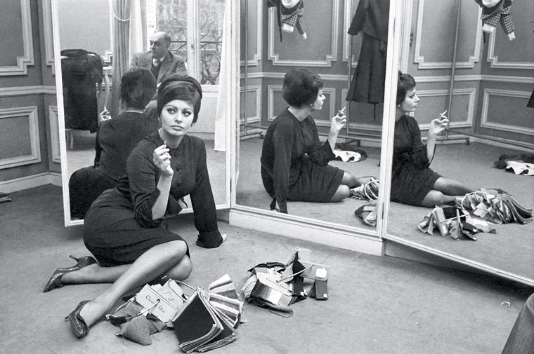 Sophia Loren for Dior, Big picture
