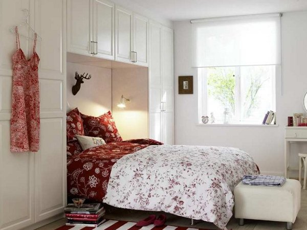 bed room ideas 40 Small Bedrooms Ideas To Make Your Home Look Bigger