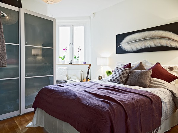 bedroom small 40 Small Bedrooms Ideas To Make Your Home Look Bigger