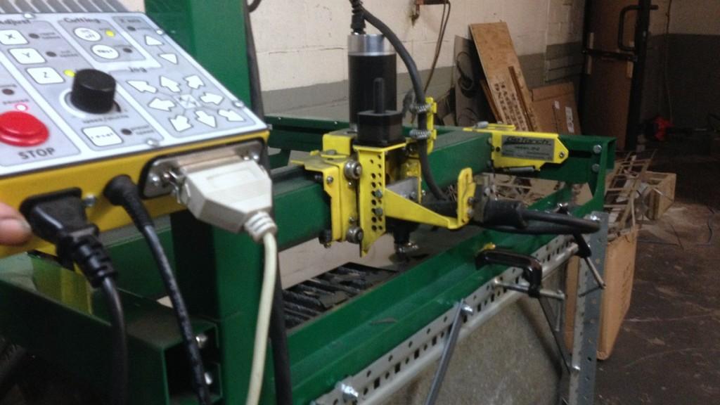 CNC-Machine-with-Plasma-Cutter