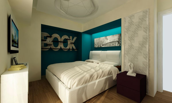 decorating a small bedroom 40 Small Bedrooms Ideas To Make Your Home Look Bigger