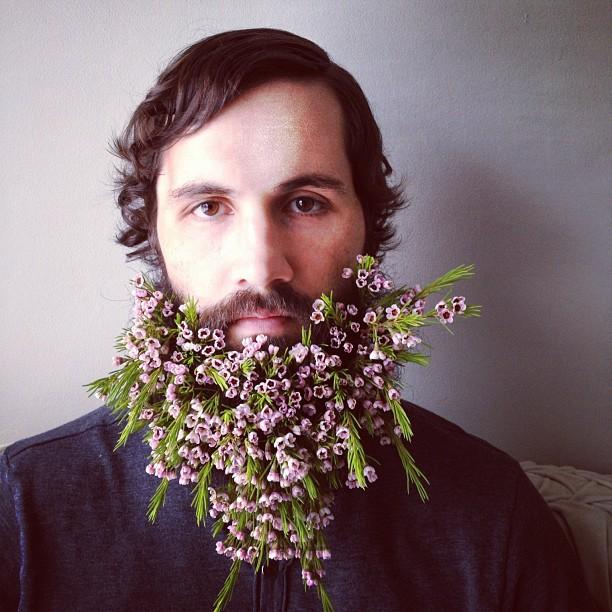 sarah winward flower beard 2