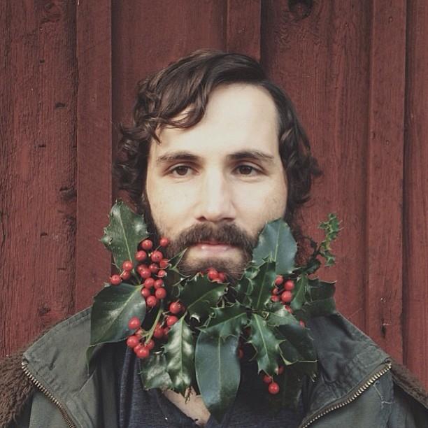 sarah winward flower beard-photo by andrew gallo