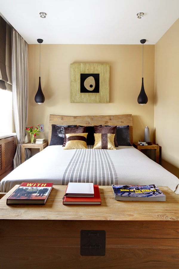 small bedroom decor 40 Small Bedrooms Ideas To Make Your Home Look Bigger