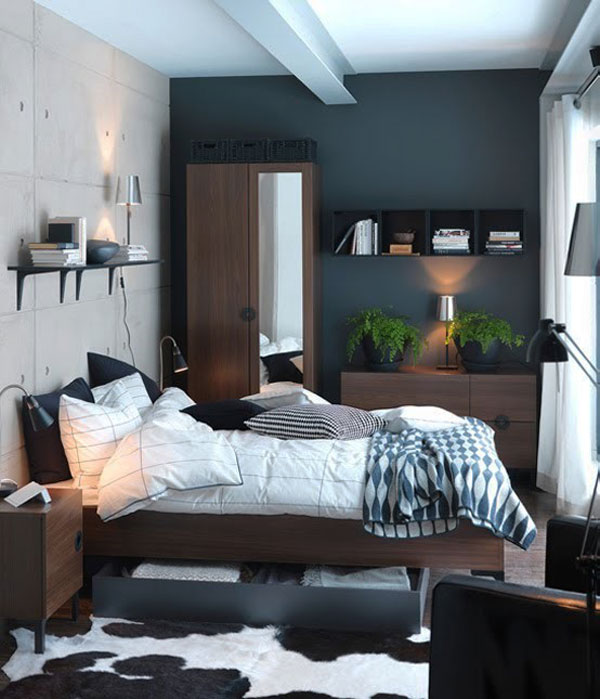 small bedrooms 40 Small Bedrooms Ideas To Make Your Home Look Bigger