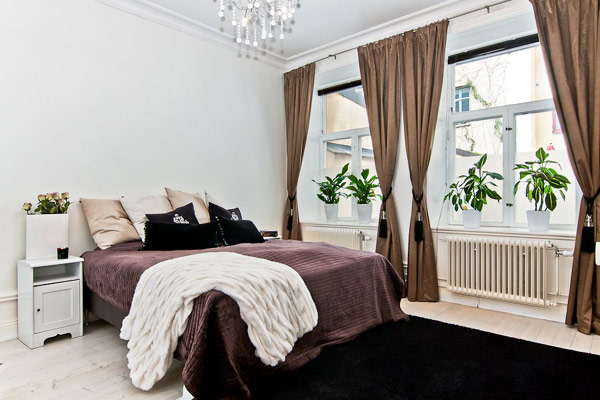small modern bedroom 40 Small Bedrooms Ideas To Make Your Home Look Bigger