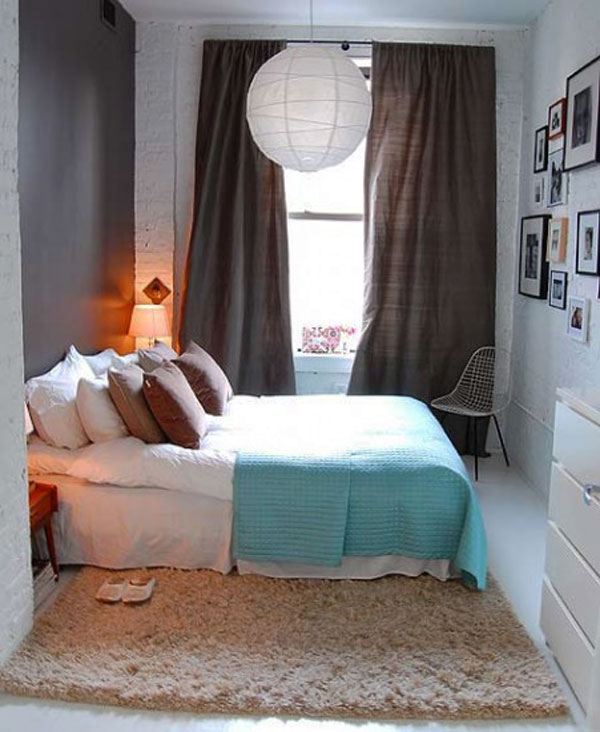 small bed room ideas 40 Small Bedrooms Ideas To Make Your Home Look Bigger