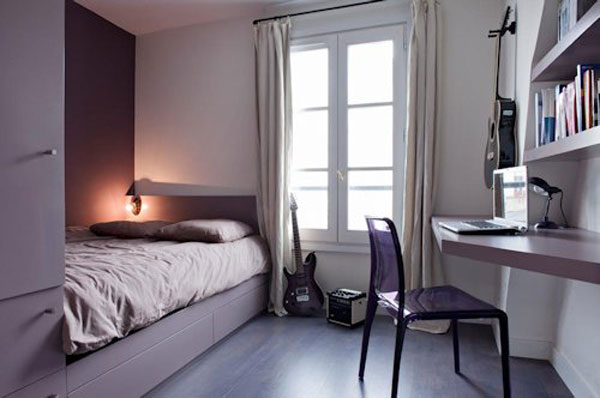 small bedroom design ideas 40 Small Bedrooms Ideas To Make Your Home Look Bigger