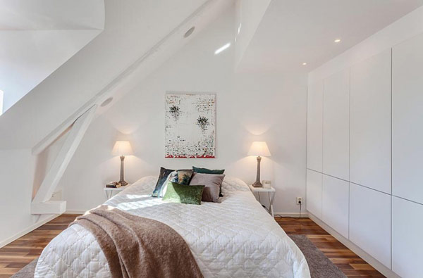 small bedroom penthous 40 Small Bedrooms Ideas To Make Your Home Look Bigger