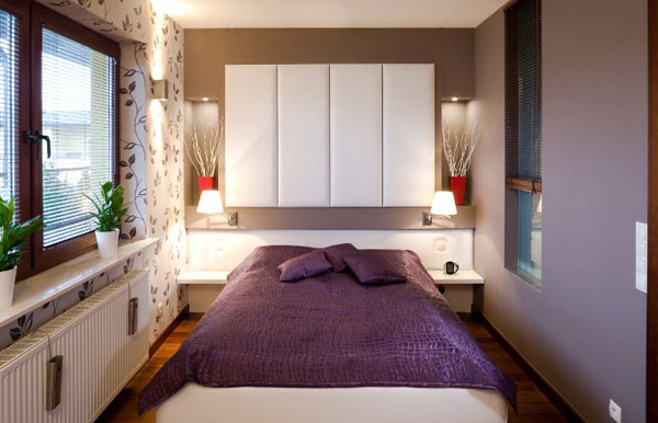 small bedroom decorating 40 Small Bedrooms Ideas To Make Your Home Look Bigger