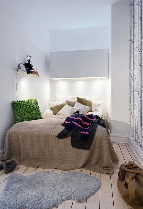 small bedroom designs 40 Small Bedrooms Ideas To Make Your Home Look Bigger