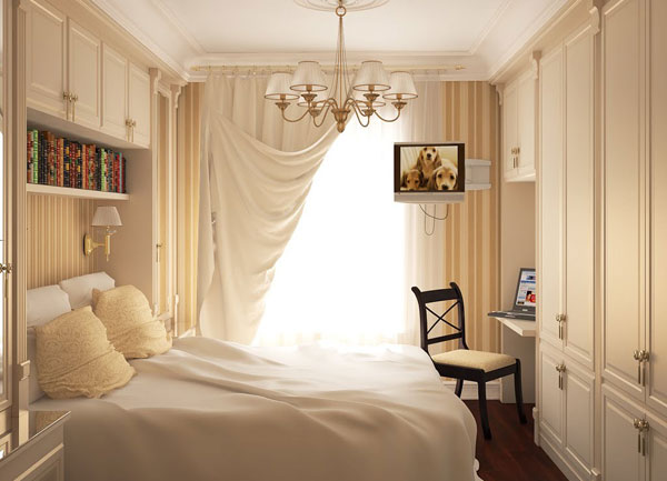 small bedroom ideas 40 Small Bedrooms Ideas To Make Your Home Look Bigger