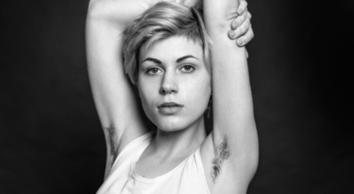 Natural-Beauty-Photo-Project-Has-Models-with-Armpit-Hair-Challenges-Ideals-of-Beauty