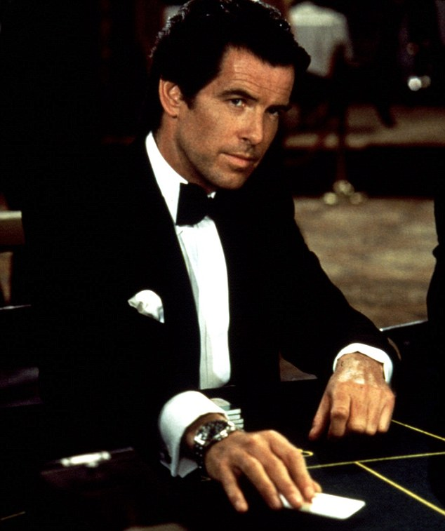 GOLDENEYE, Pierce Brosnan, 1995