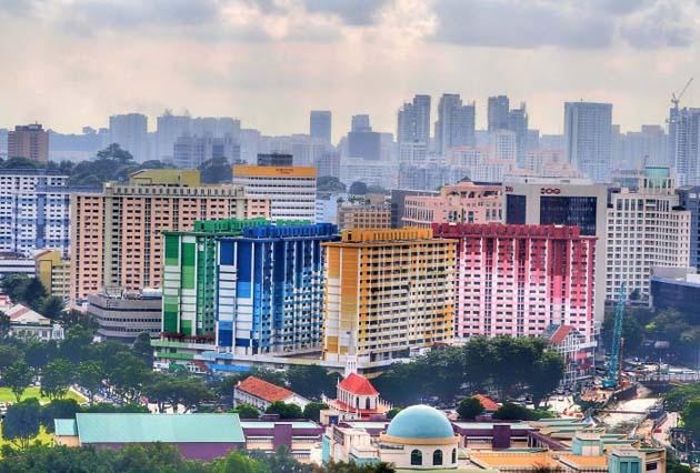 Apartment Buildings In Singapore