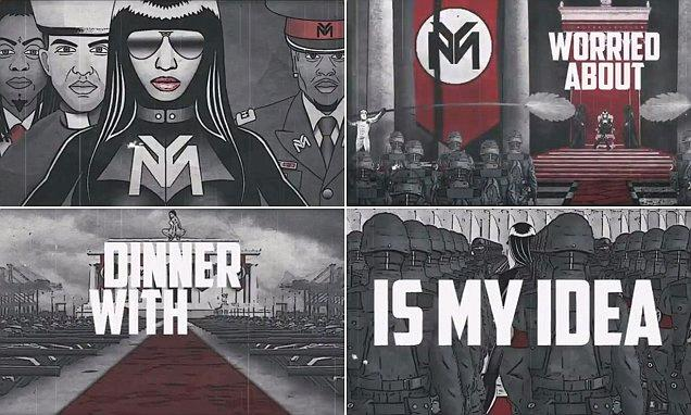 Nicki-Minaj-Nazi-Only