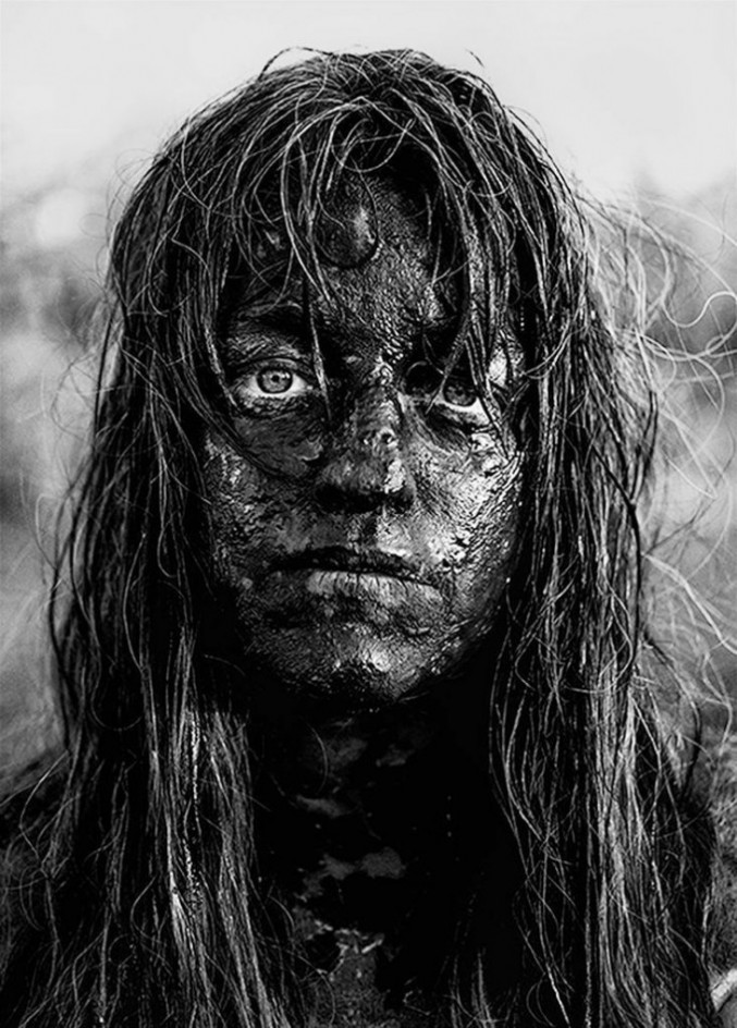 Self-portraits-of-Grieving-Death-8