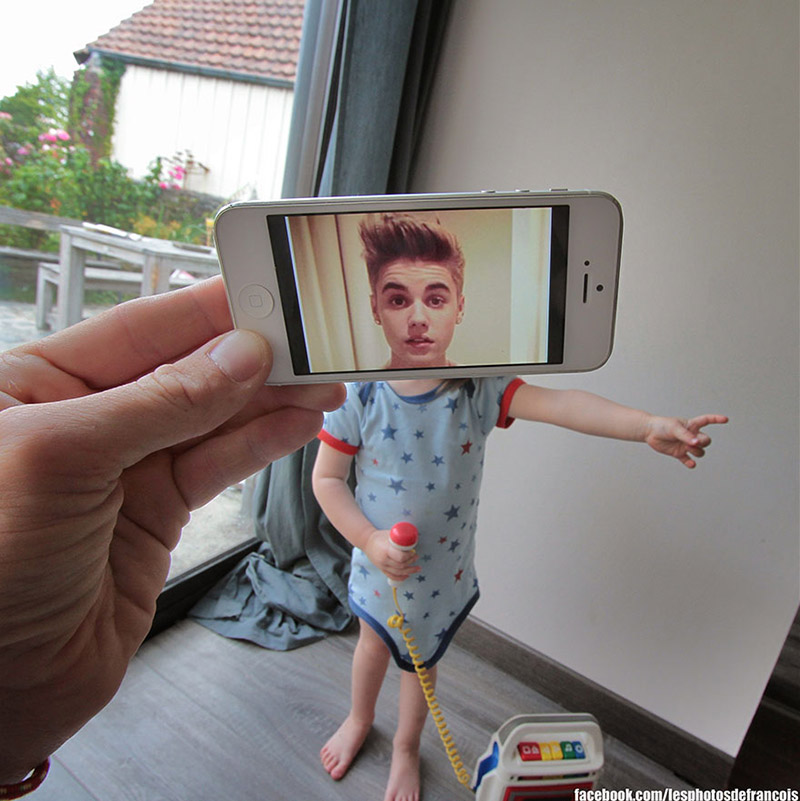 iphone augmented reality
