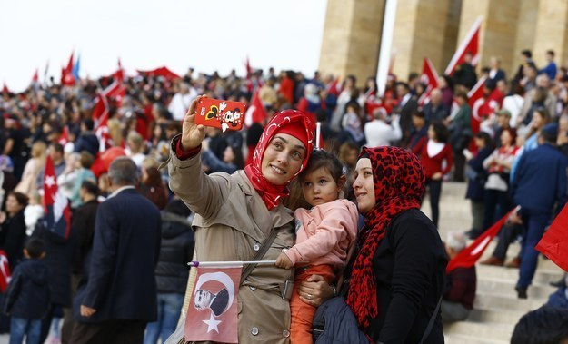 The first Woman Party was established in Turkey to seek equal political representation for women.