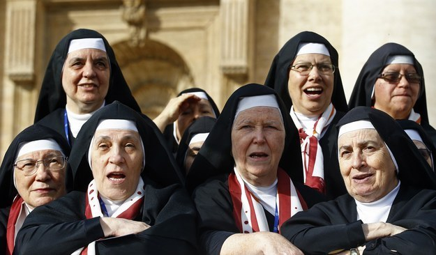The American nuns who announced their support for contraception.