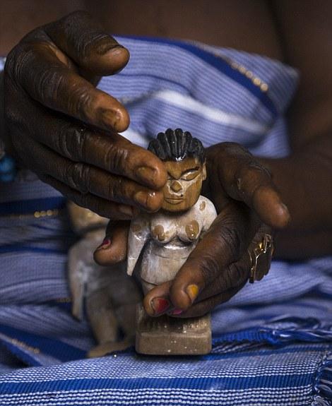 voodoo twins cult in benin