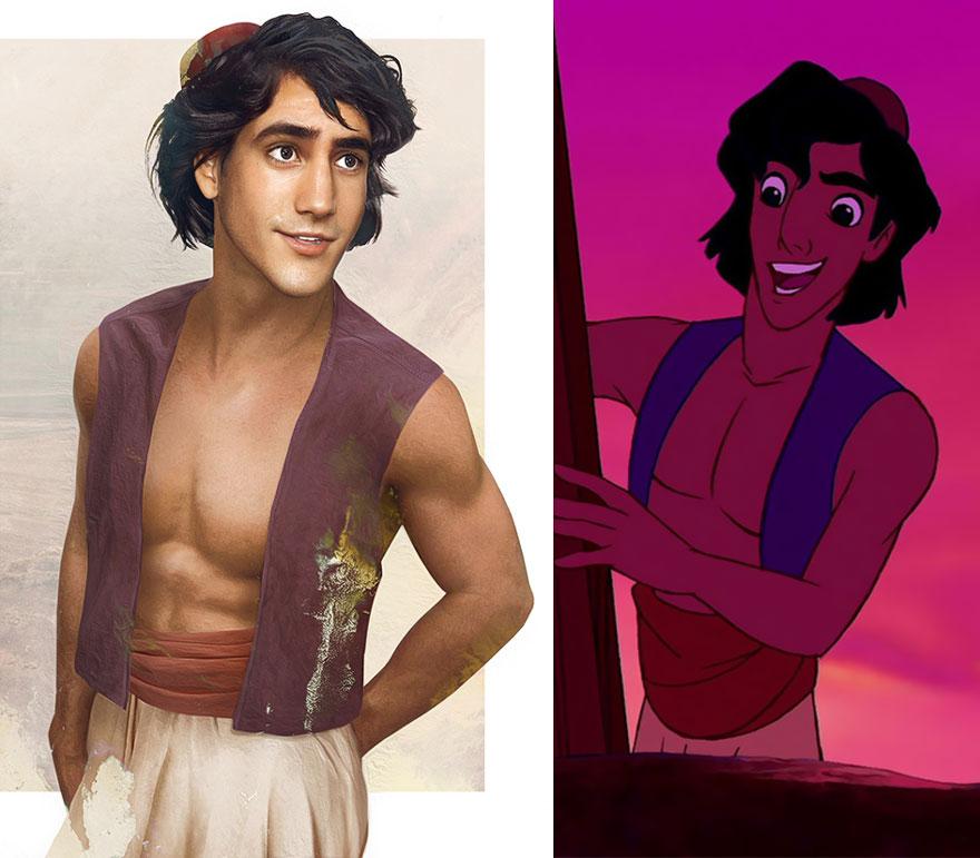 real-life-like-disney-princes-illustrations-hot-jirka-vaatainen-1