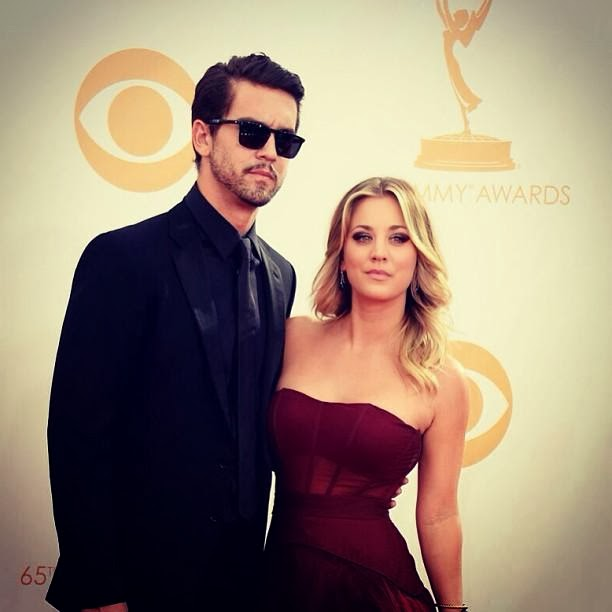 Kaley Cuoco Engaged-To Ryan Sweeting