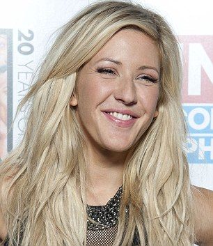 Pop star Ellie Goulding performing at Unity, A concert for Stephen Lawrence, commemorating twenty years since his murder, at the O2 arena this evening. Byline David Crump 29/09/2013