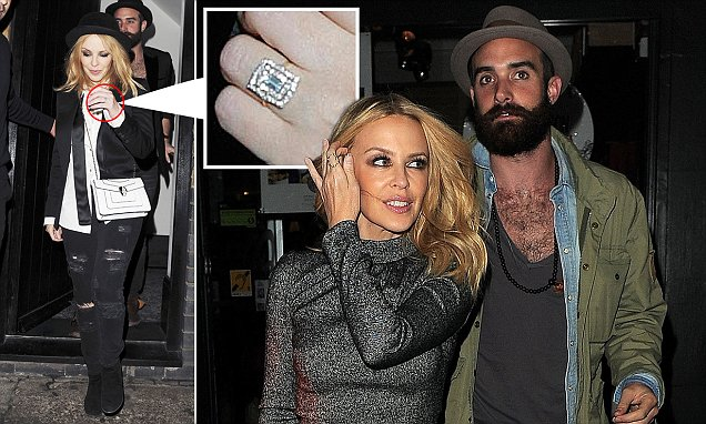 kylie with engagment ring on 7/1/2016 blitz pictures/tim mclees/james curley