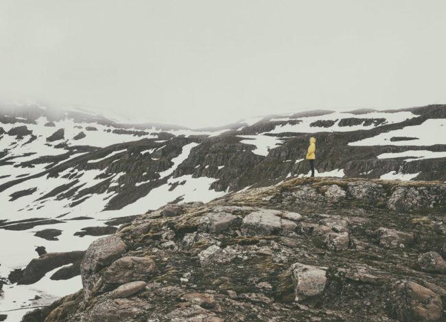 This vast open space | Mjóifjörður