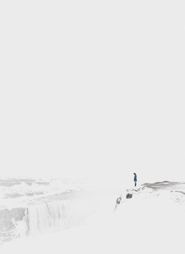 Staring into the abyss | Dettifoss