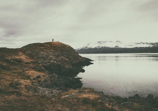 In search of elves | Hólmanes