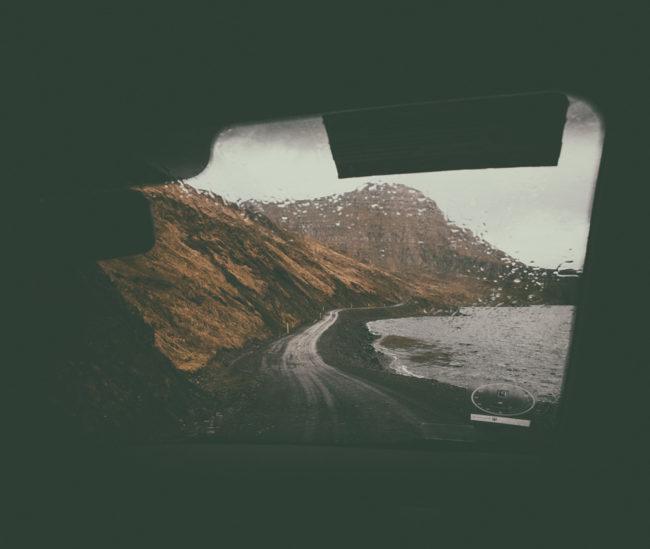 On the way to Djupavik | Westfjords