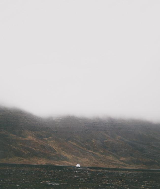 Absorbing emptiness | Westfjords