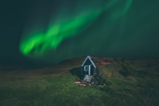 Northern Lights never stop to fascinate | Stafafell