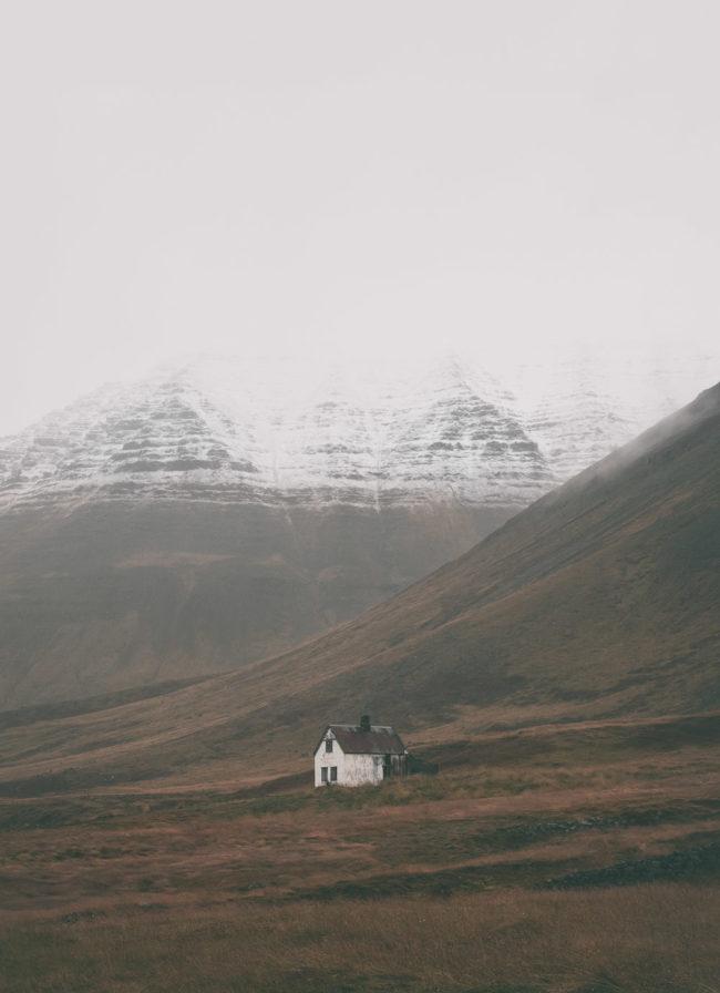 Abandoned farmhouse | Westfjords