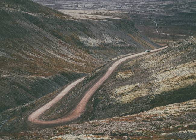 Is there anybody out there? | Westfjords