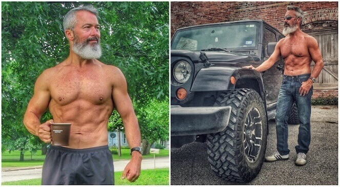 After The Age Of 50 These 10 Men Transformed Their Bodies, Proving Age Is Just A Number (8)