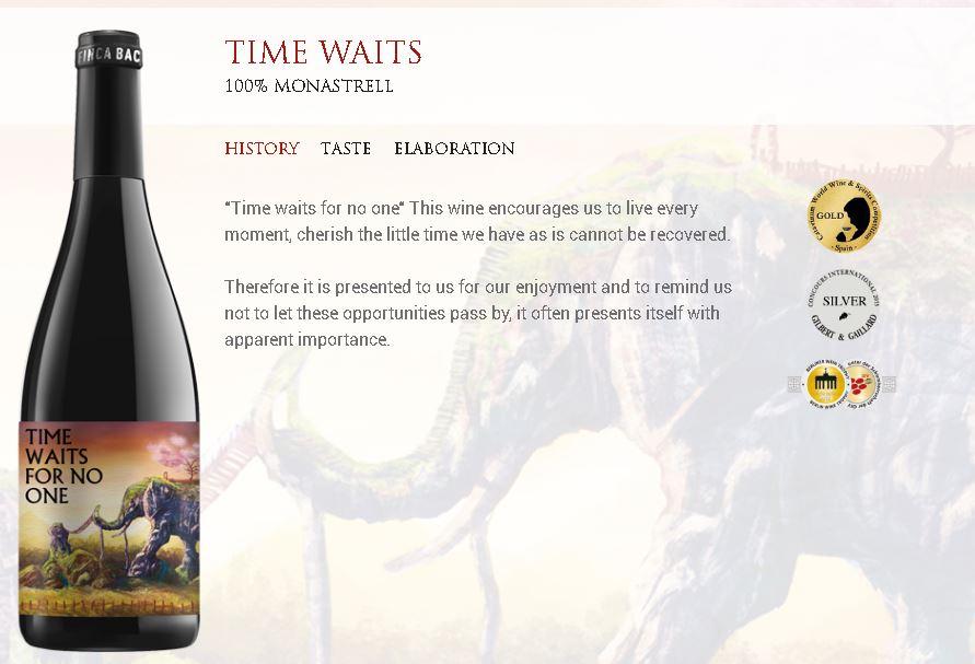 Timewaits stór[281]